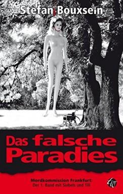 Teil 1 von 9 der Kommissare Steffen Siebels und Till Krüger / Mordkommission Frankfurt Reihe von Stefan Bouxsein.