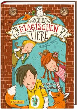 Buch 1 von 21 der Schule der magischen Tiere Reihe von Margit Auer.