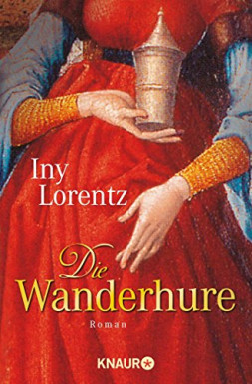 Teil 1 von 8 der Wanderhure Reihe von Iny Lorentz.