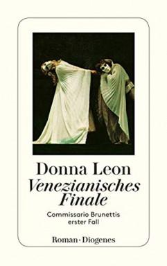 Band 1 von 30 der Commissario Guido Brunetti Reihe von Donna Leon u.a..