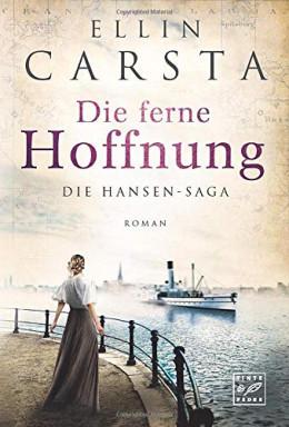 Band 1 von 8 der Hansen Saga Reihe von Ellin Carsta.