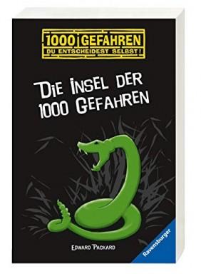 Buch 1 von 69 der 1000 Gefahren Reihe von 1000 Gefahren.