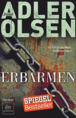 Band 1 von 8 der Dezernat Q Reihe von Jussi Adler-Olsen.