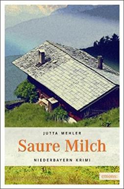 Band 1 von 13 der Hausfrau Fanni Rot / Milch Reihe von Jutta Mehler.