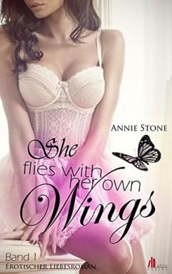 Buch 1 von 4 der She flies Reihe von Annie Stone.