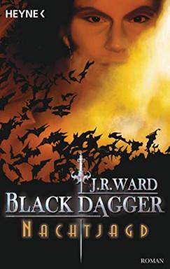Buch 1 von 34 der Black Dagger Reihe von J. R. Ward.