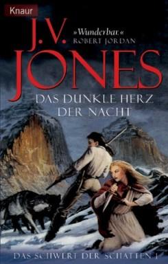 Teil 1 von 6 der Schwert der Schatten Reihe von Julie Victoria Jones.