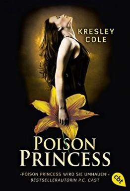 Teil 1 von 5 der Poison Princess Reihe von Kresley Cole.