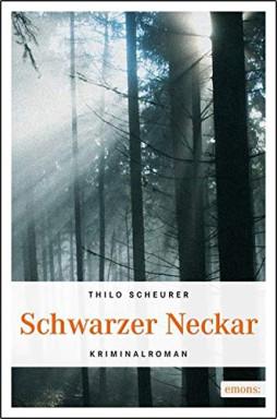 Buch 1 von 4 der Wolfgang Treidler und Carina Melchior Reihe von Thilo Scheurer.