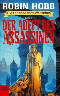 Band 1 von 14 der Weitseher Chroniken Reihe von Robin Hobb.
