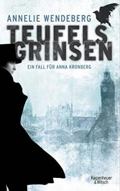 Band 1 von 3 der Dr. Anton (Anna) Kronberg Reihe von Annelie Wendeberg.