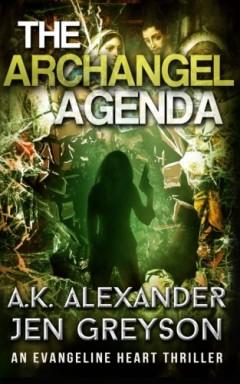 Teil 1 von 3 der Evangeline Heart Reihe von A. K. Alexander u.a..