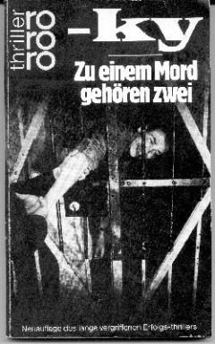 Band 1 von 28 der Kommissar Hans-Jürgen Mannhardt Reihe von Horst Bosetzky u.a..