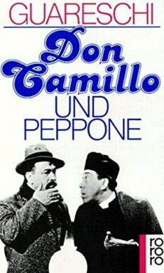 Band 1 von 9 der Don Camillo und Peppone Reihe von Giovannino Guareschi.
