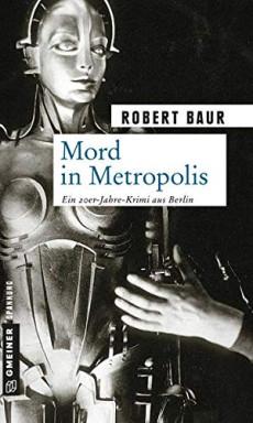 Teil 1 von 3 der Ex-Kommissar Robert Grenfeld Reihe von Robert Baur.