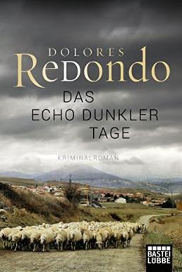 Buch 1 von 3 der Baztán Reihe von Dolores Redondo.