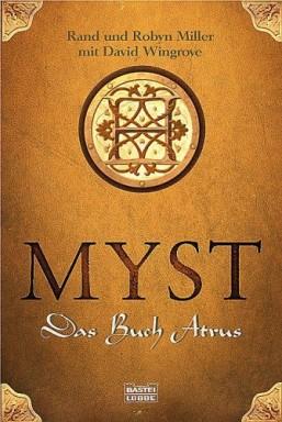 Teil 1 von 3 der Myst Reihe von Rand Miller u.a..
