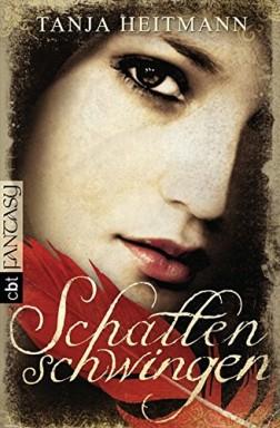 Buch 1 von 3 der Schattenschwingen Reihe von Tanja Heitmann.