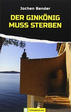 Buch 1 von 2 der Kommissar Jens Hurlebaus Reihe von Jochen Bender.