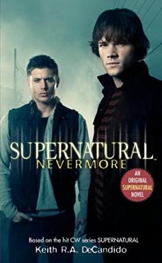 Buch 1 von 3 der Supernatural Reihe von Keith R. A. DeCandido.