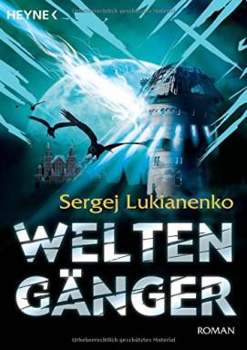 Buch 1 von 2 der Entwurf Reihe von Sergej Lukianenko.
