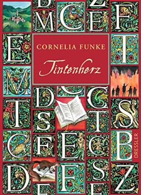 Teil 1 von 4 der Tintenwelt Reihe von Cornelia Funke.