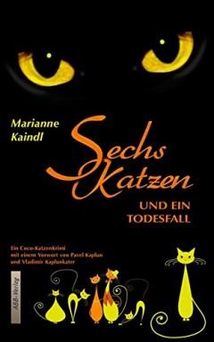 Band 1 von 3 der Katze Coco Reihe von Marianne Kaindl.