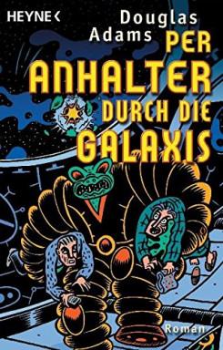 Teil 1 von 5 der Per Anhalter durch die Galaxis Reihe von Douglas Adams u.a..