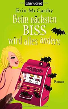 Buch 1 von 4 der Vegas Vampire Reihe von Erin McCarthy.