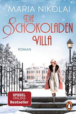 Band 1 von 3 der Schokoladen Saga Reihe von Maria Nikolai.