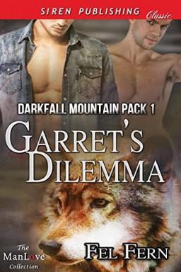 Buch 1 von 14 der Darkfall Mountain Pack Reihe von Fel Fern.