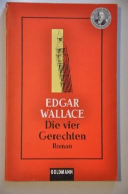 Band 1 von 5 der Vier Gerechten Reihe von Edgar Wallace.