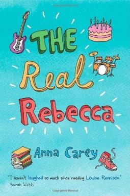 Band 1 von 4 der Rebecca Reihe von Anna Carey (Irland).