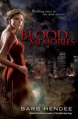 Teil 1 von 5 der Vampire Memories Reihe von Barb J. C. Hendee.