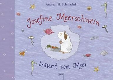 Buch 1 von 2 der Josefine Meerschwein Reihe von Andreas H. Schmachtl.
