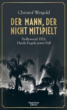 Band 1 von 3 der Privatdetektiv Hardy Engel Reihe von Christof Weigold.