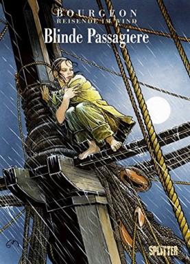 Buch 1 von 8 der Reisende im Wind Reihe von Francois Bourgeon.
