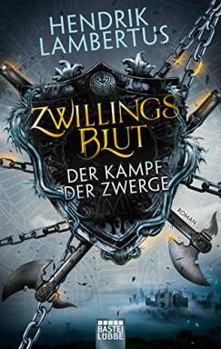 Buch 1 von 3 der Zwillingsblut Reihe von Hendrik Lambertus.