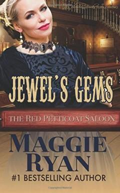 Band 1 von 18 der Red Petticoat Saloon Reihe von Maggie Ryan u.a..