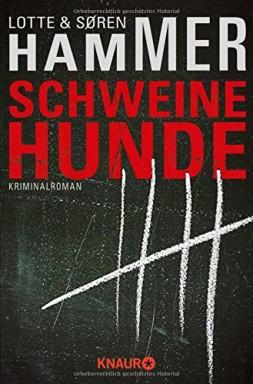 Teil 1 von 6 der Konrad Simonsen und sein Team Reihe von Lotte Hammer u.a..