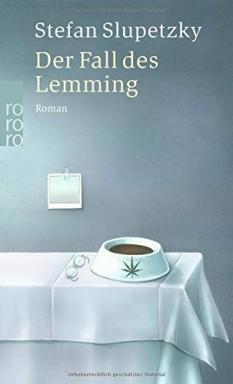 """Teil 1 von 6 der Privatdetektiv Leopold """"Lemming"""" Wallisch Reihe von Stefan Slupetzky."""