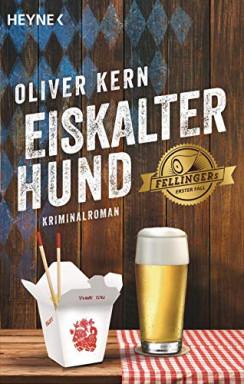 Buch 1 von 3 der Lebensmittelkontrolleur Fellinger Reihe von Oliver Kern.
