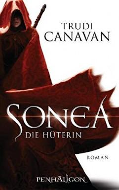 Teil 1 von 3 der Sonea Reihe von Trudi Canavan.