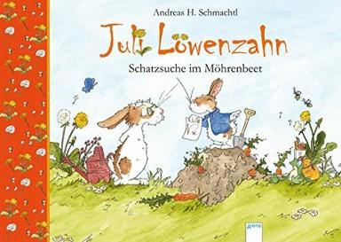 Band 1 von 12 der Juli Löwenzahn Reihe von Andreas H. Schmachtl.