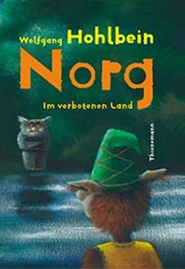 Teil 1 von 2 der Norg Reihe von Wolfgang Hohlbein u.a..