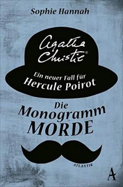 Buch 1 von 4 der New Hercule Poirot Reihe von Sophie Hannah u.a..