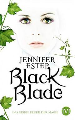 Band 1 von 3 der Black Blade Reihe von Jennifer Estep.