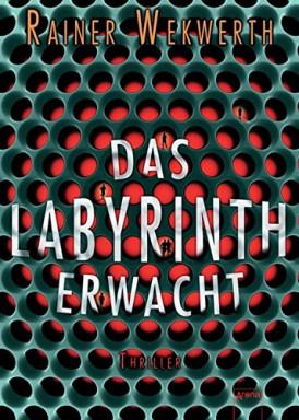 Buch 1 von 4 der Das Labyrinth Reihe von Rainer Wekwerth.