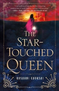 Buch 1 von 2 der Maya & Amar / Star-Touched Queen Reihe von Roshani Chokshi.