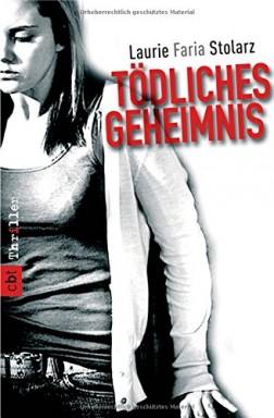 Buch 1 von 5 der Touch Reihe von Laurie Faria Stolarz.